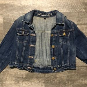 American Eagle women's Jean jacket